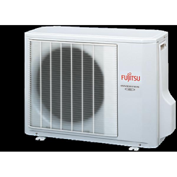 Кассетная сплит-система инверторного типа Fujitsu AUYG18LVLB/UTG-UFYD-W/AOYG18LALL купить в Минске