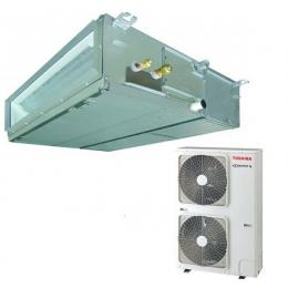 Канальный инверторный кондиционер Toshiba RAV-SM1606BTP-E/RAV-SP1604AT8-E