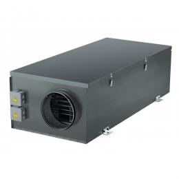 Компактная приточная установка Zilon ZPE 500 L1 Compact + ZEA 500-1,2-1f