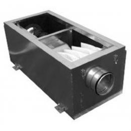 Компактная моноблочная приточная установка Shuft CAU 6000/3-54.0/3 (maxi)