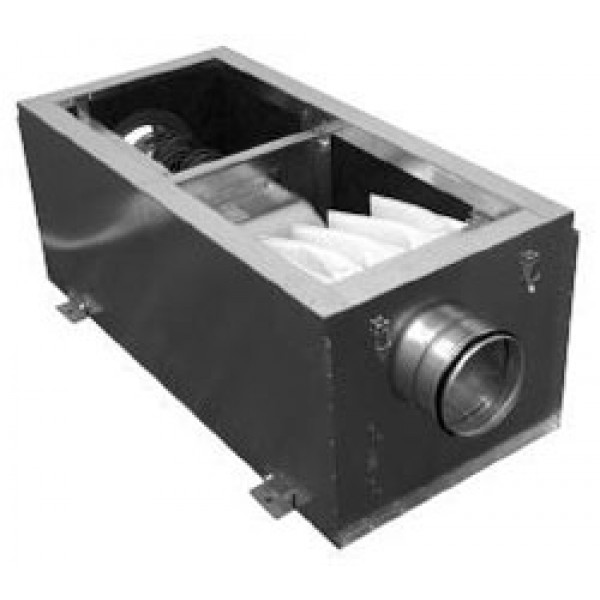 Компактная моноблочная приточная установка Shuft CAU 6000/3-54.0/3 (maxi) купить в Минске
