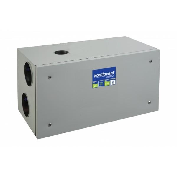 Вентиляционная установка Komfovent REGO-600НE-B-EС-С4 горизонтальная купить в Минске
