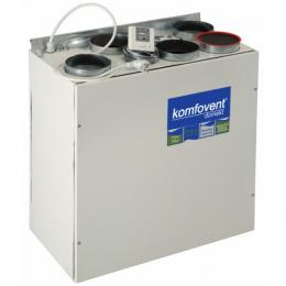 Вентиляционная установка Komfovent REGO-200VE-B-EС-С4 вертикальная