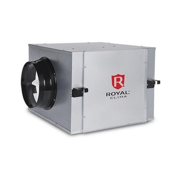 Дополнительный вентилятор Royal Clima RCS-VS 1500 купить в Минске