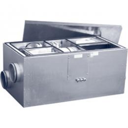 Приточно-вытяжная установка Ostberg HERU 100 S EC A