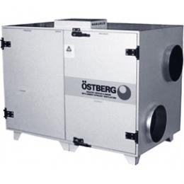 Приточно-вытяжная установка HERU 400 S RWR (с водяным нагревом)