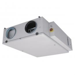 Установка вентиляционная приточно-вытяжная Lessar LV-PACU 1200 PW-V4-ECO компактная (потолочная, с водяным нагревом)